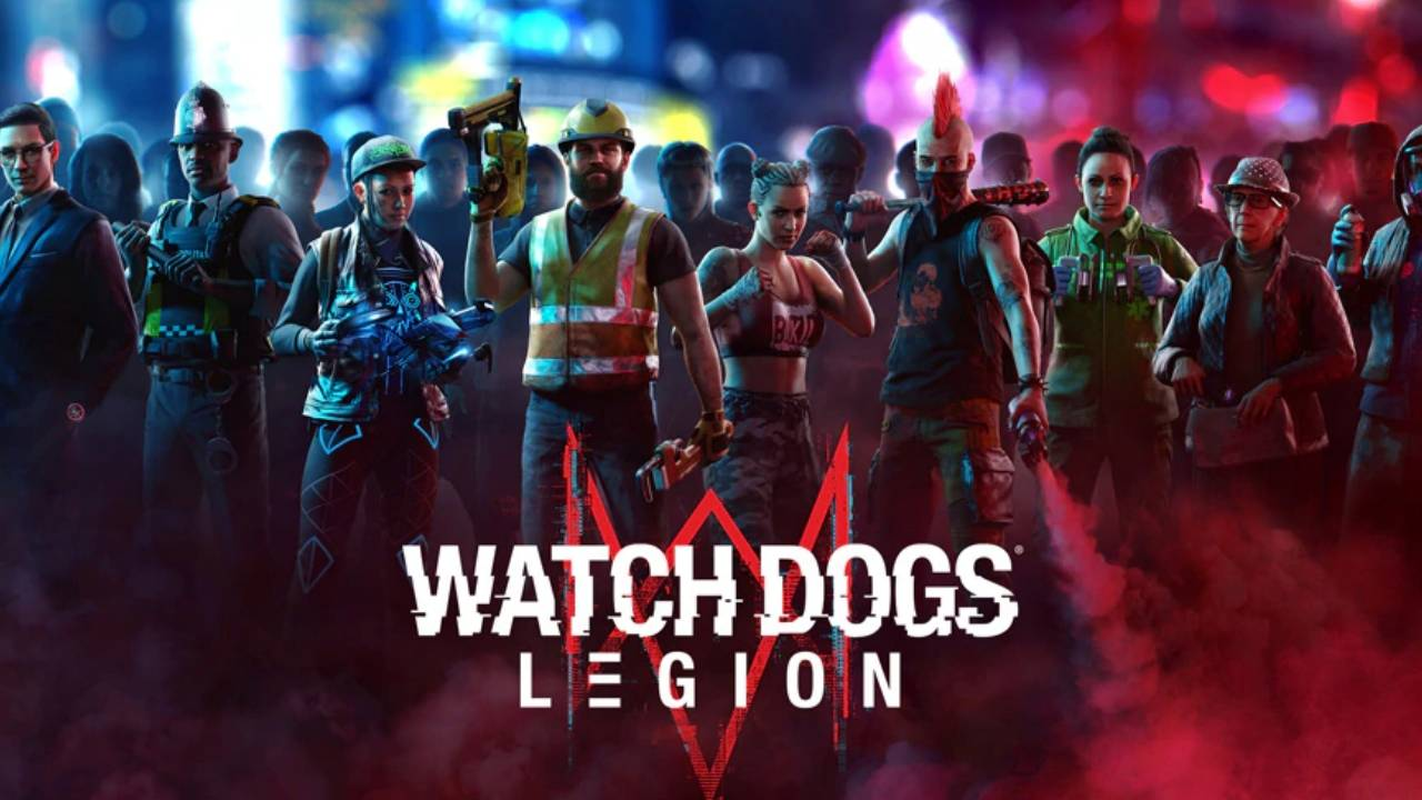 Watch Dogs: Legion turns anyone into a potential recruit