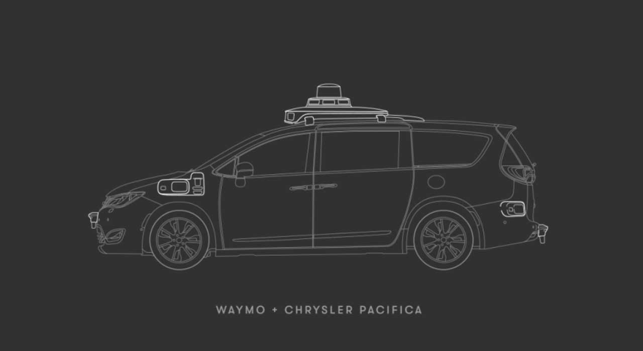 Waymo and Chrysler expand their autonomous auto partnership