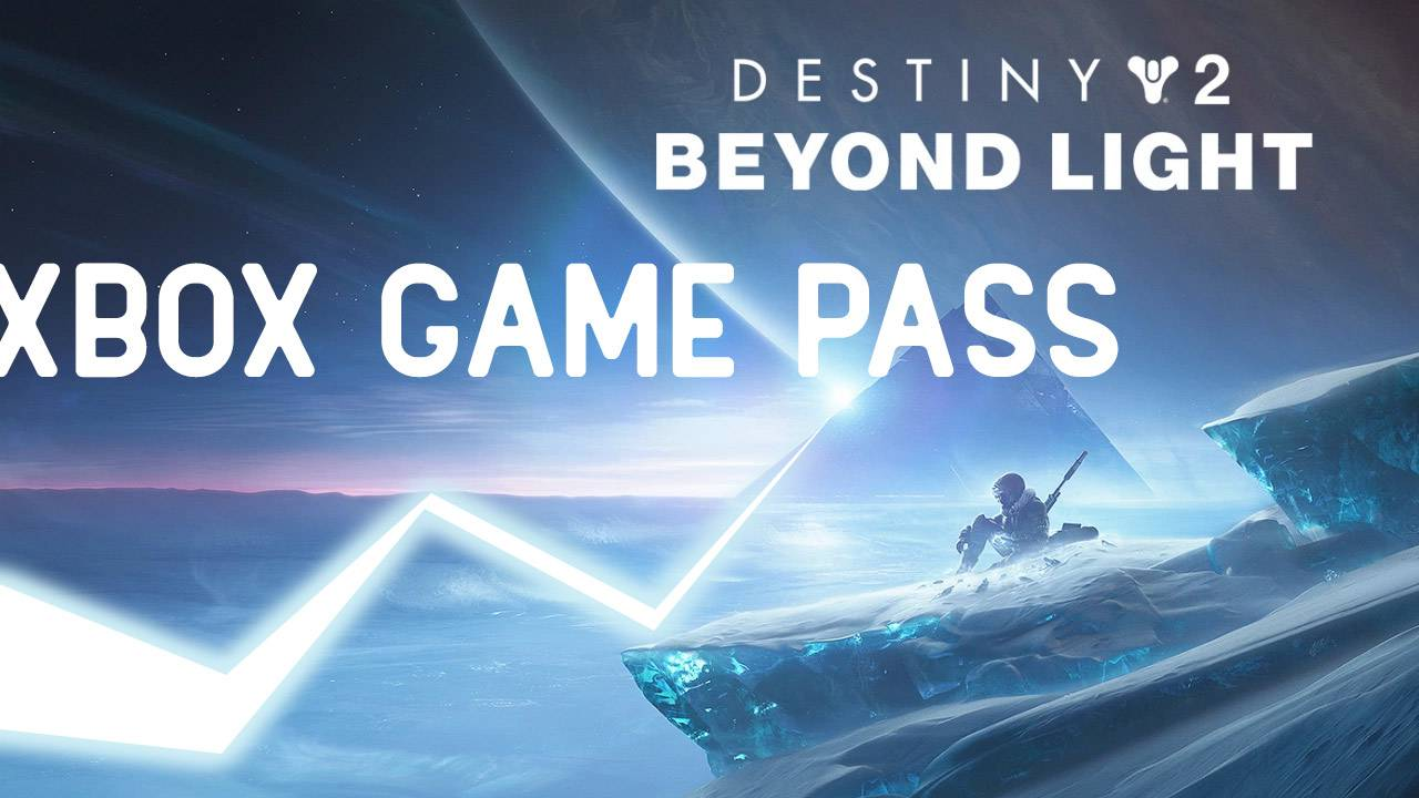 Xbox Game Pass adds Destiny 2 and expansions