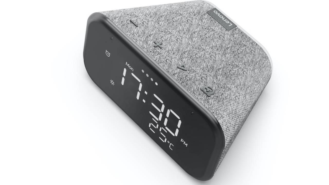 Lenovo Smart Clock Essential is a simpler smart speaker