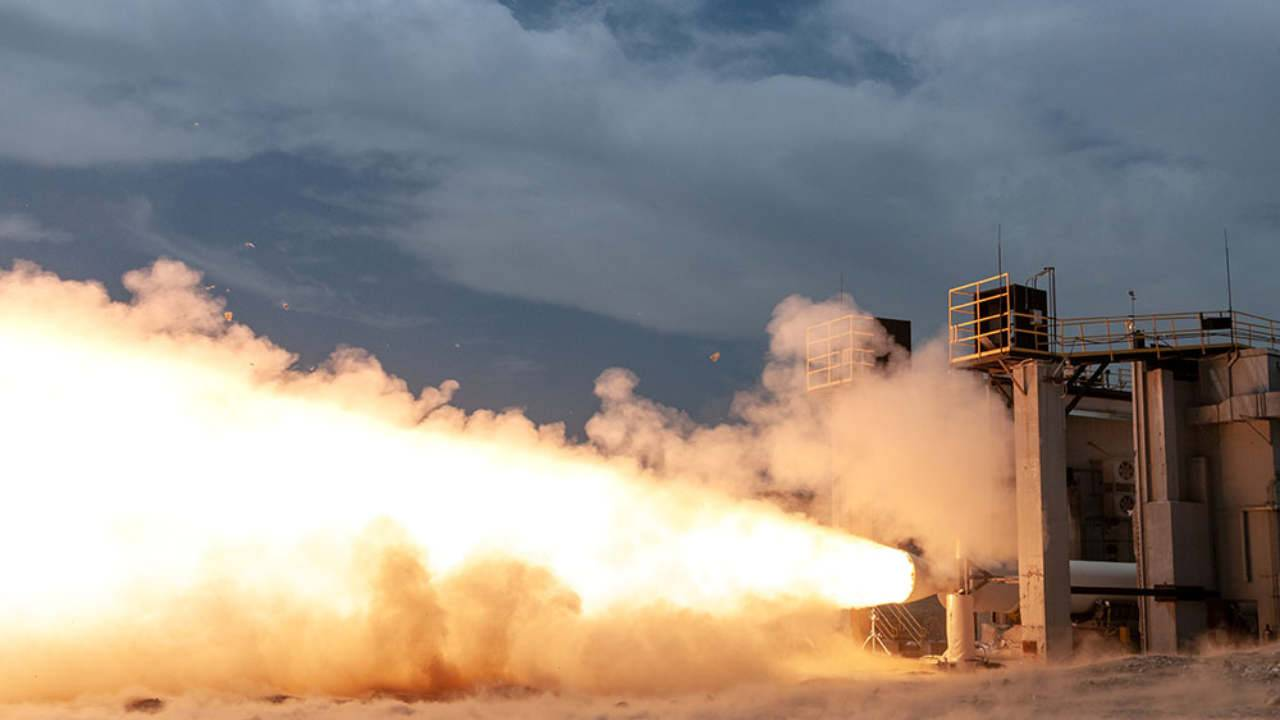 The huge rocket for the ULA Vulcan just passed a fiery milestone