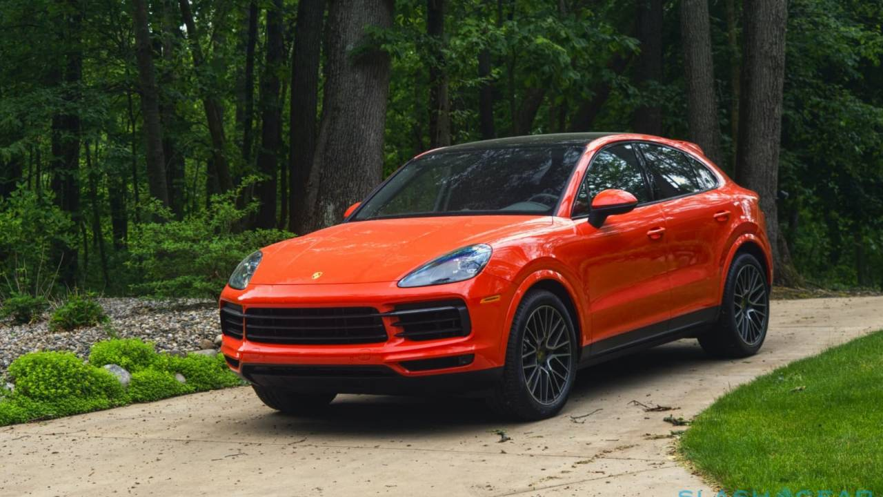 2020 Porsche Cayenne S Coupe Review