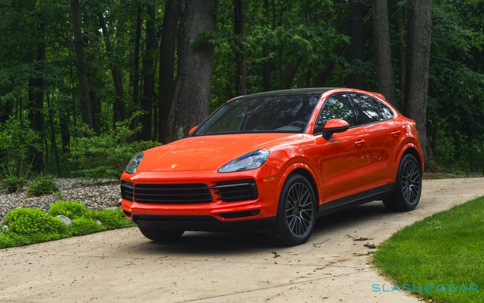 2020 Porsche Cayenne S Coupe Review Slashgear