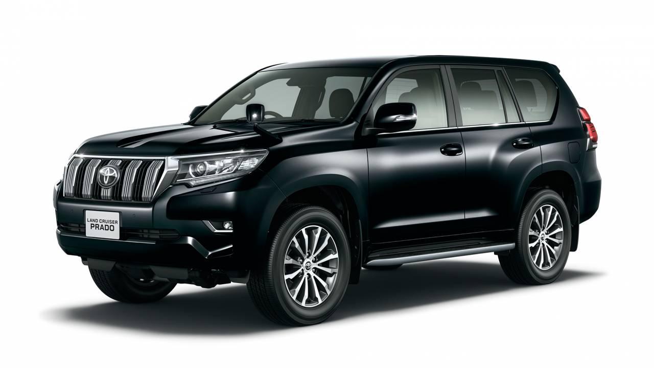 2021 Toyota Prado Redesign and Concept