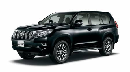 2021 Toyota Land Cruiser Prado receives a handsome power boost