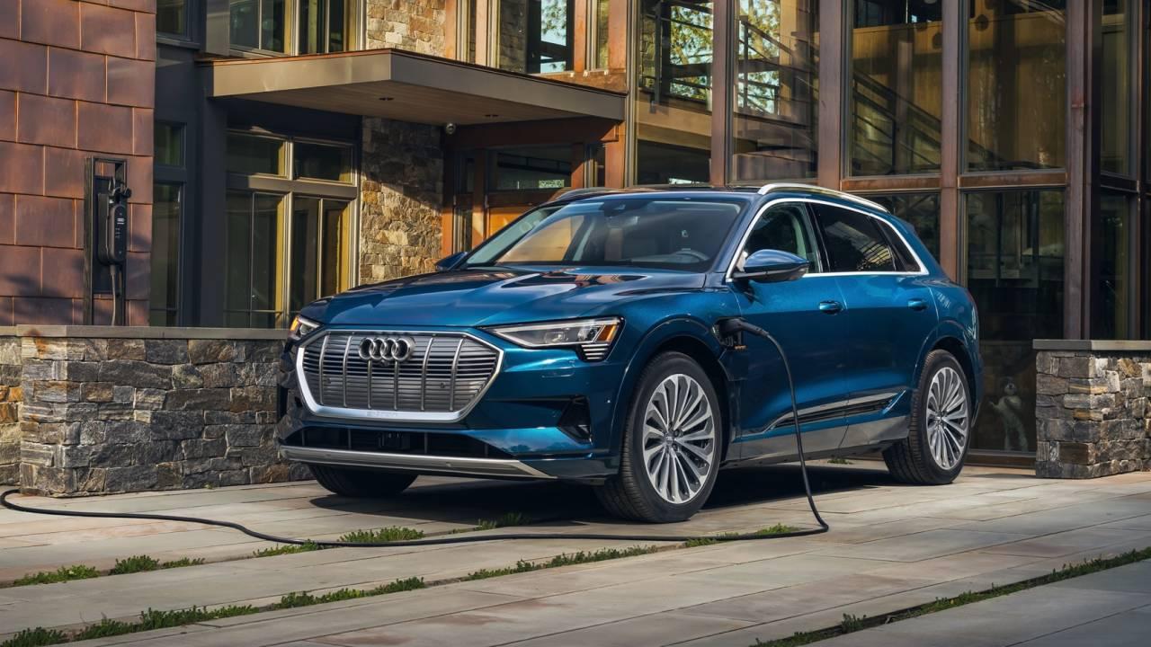 2021 Audi e-tron SUV adds range and cuts starting price