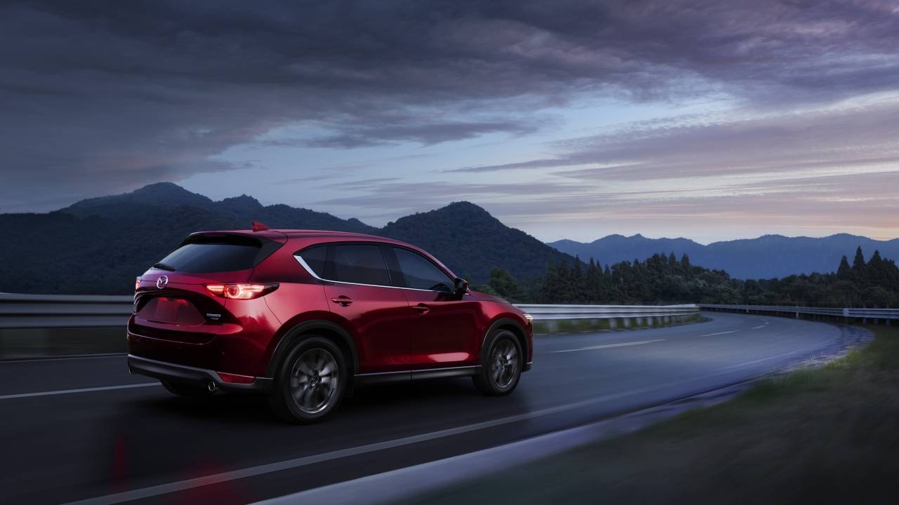 2021 Mazda CX-5: More bang for the buck, new Carbon Edition trim is available