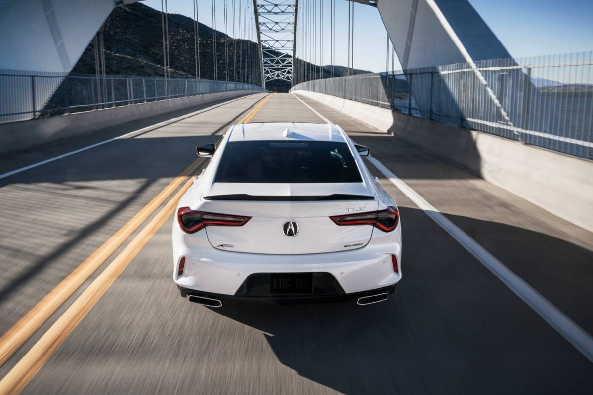 2021 Acura Tlx Pricing Revealed Is It Worth The 38 525 Base Price Slashgear