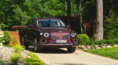 2021 Bentley Bentayga V8 Review – Elevated Excess