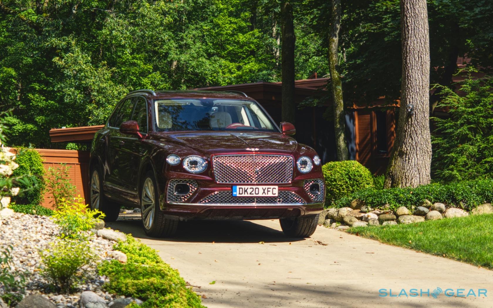 2021 Bentley Bentayga V8 Review Elevated Excess Slashgear