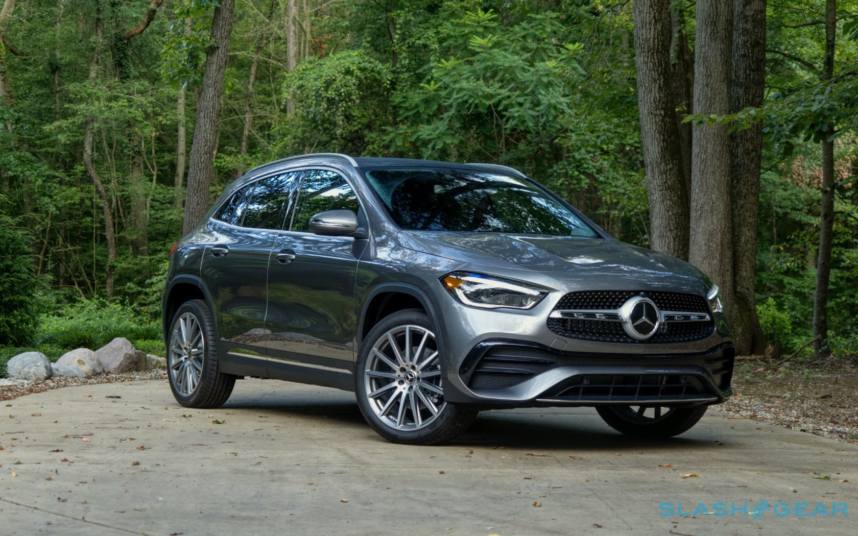 2021 Mercedes Benz Gla 250 4matic Review Embracing The Suv Slashgear