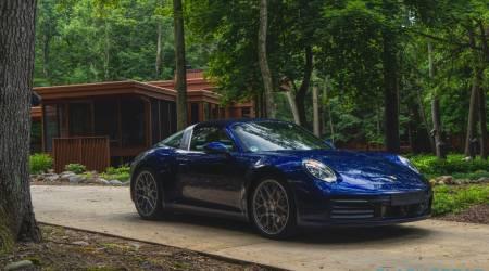2021 Porsche 911 Targa 4 Gallery