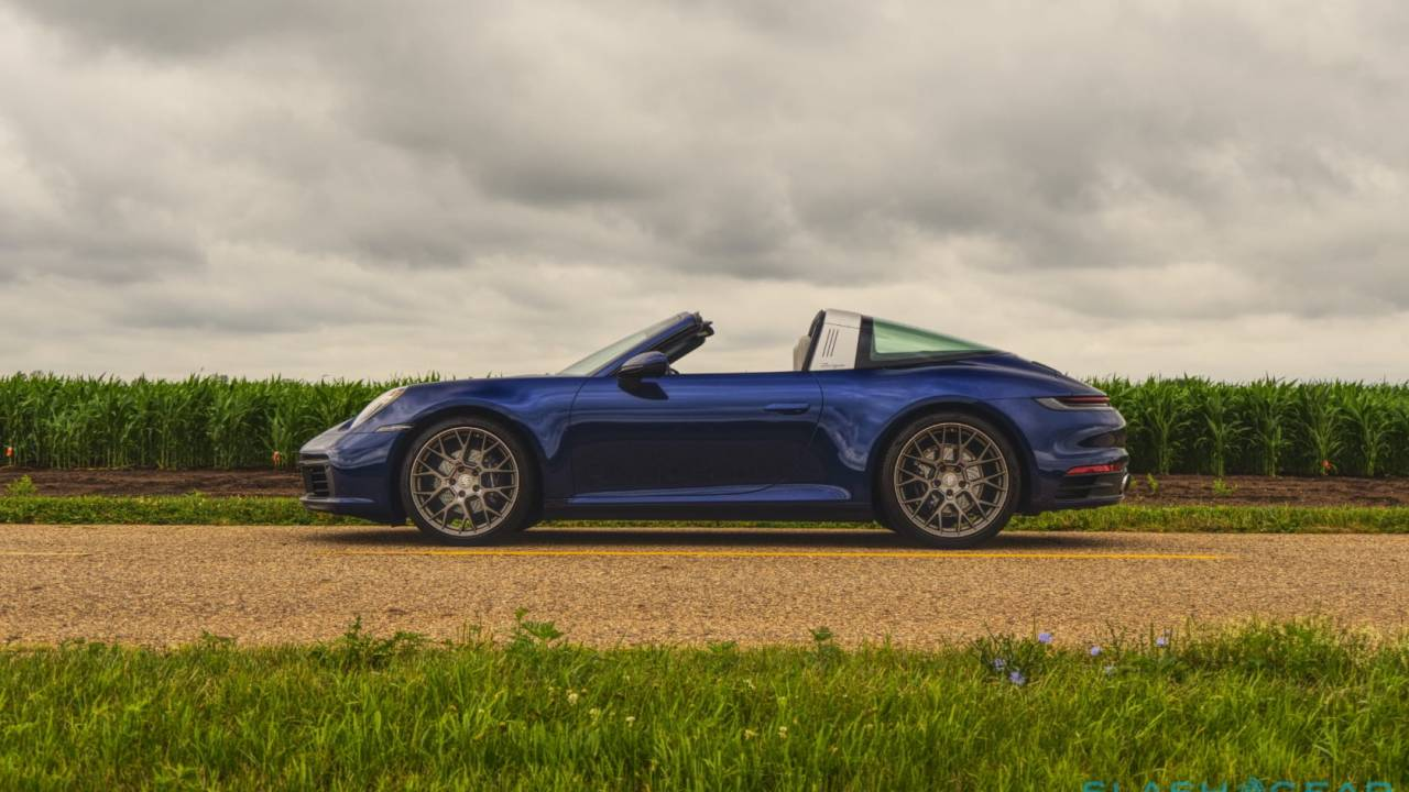2021 Porsche 911 Targa 4 First Drive – Ignore Purists