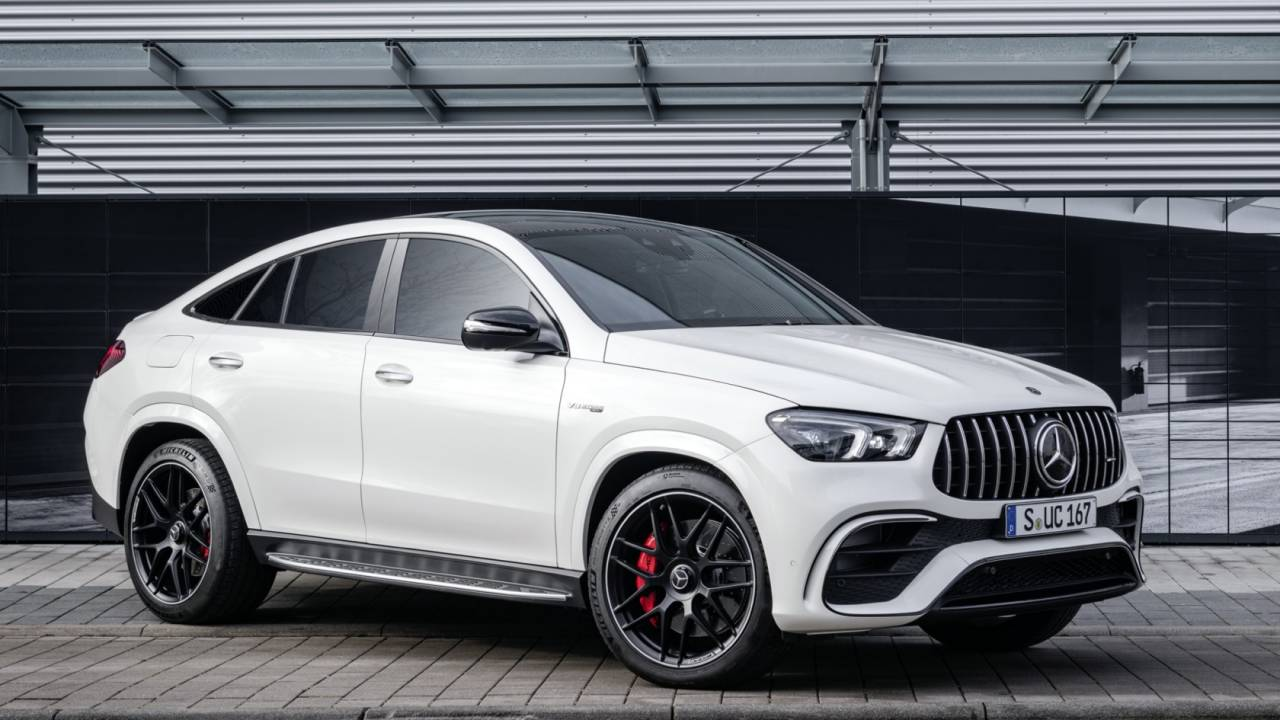 2021 Mercedes-AMG GLE 63 S Coupe priced: 603hp for six figures