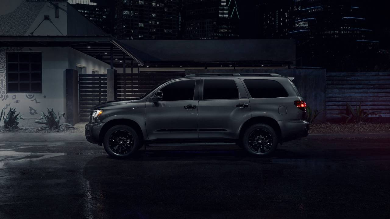 Toyota announces 2021 Sequoia pricing and Nightshade special edition