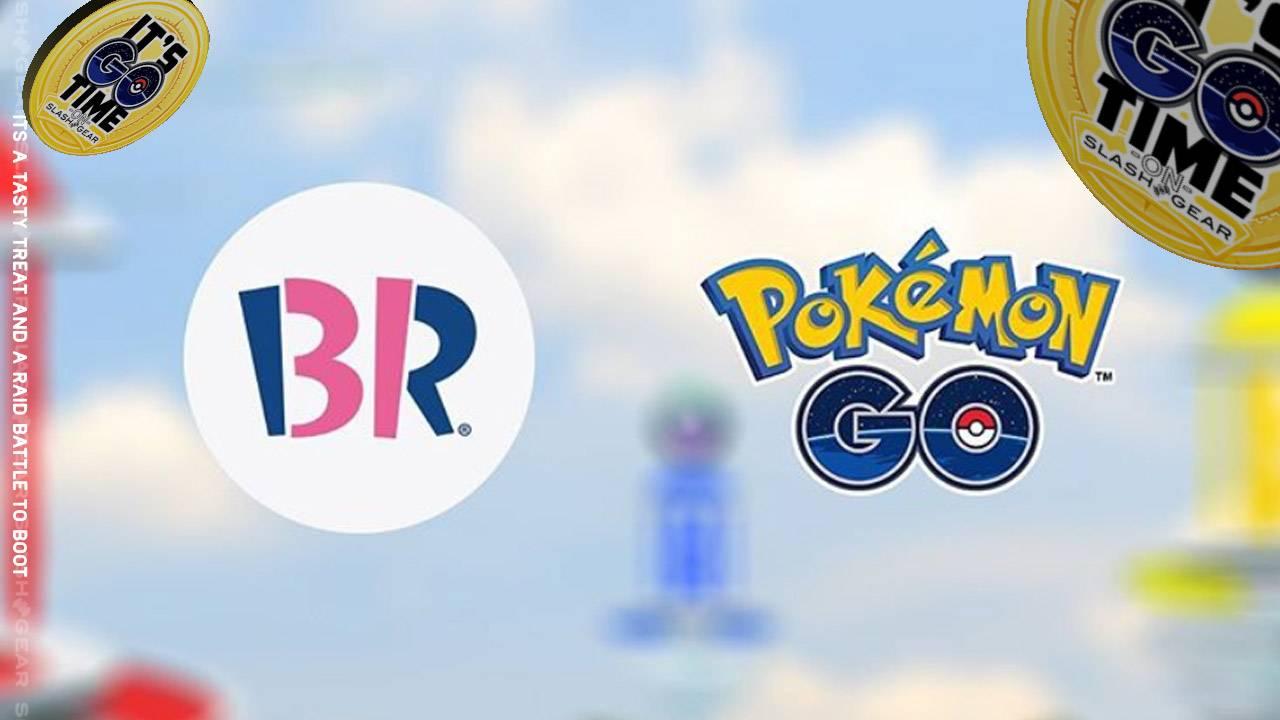Pokemon GO BR ice cream Raids revealed