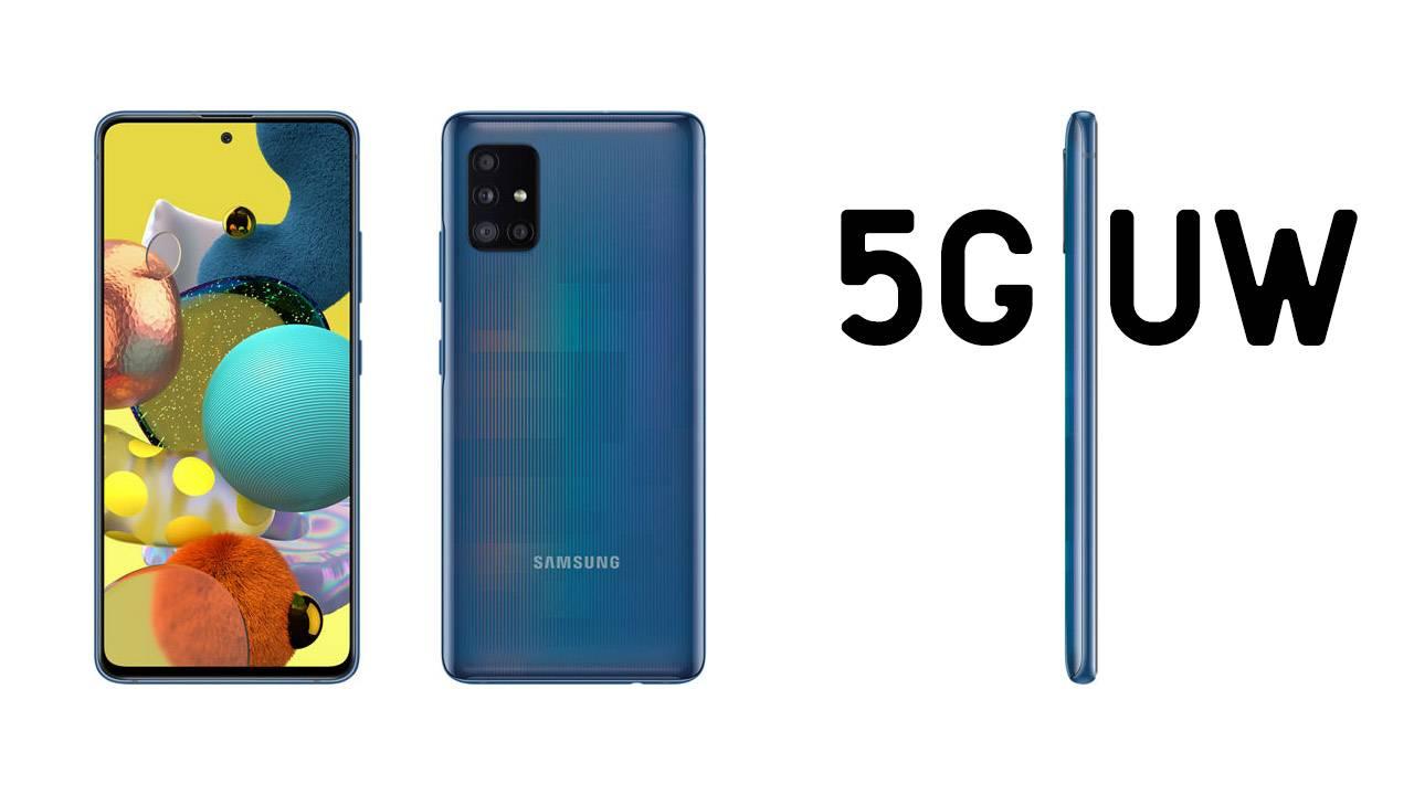 Verizon Samsung Galaxy A51 5G UW released: Is it worth the money?