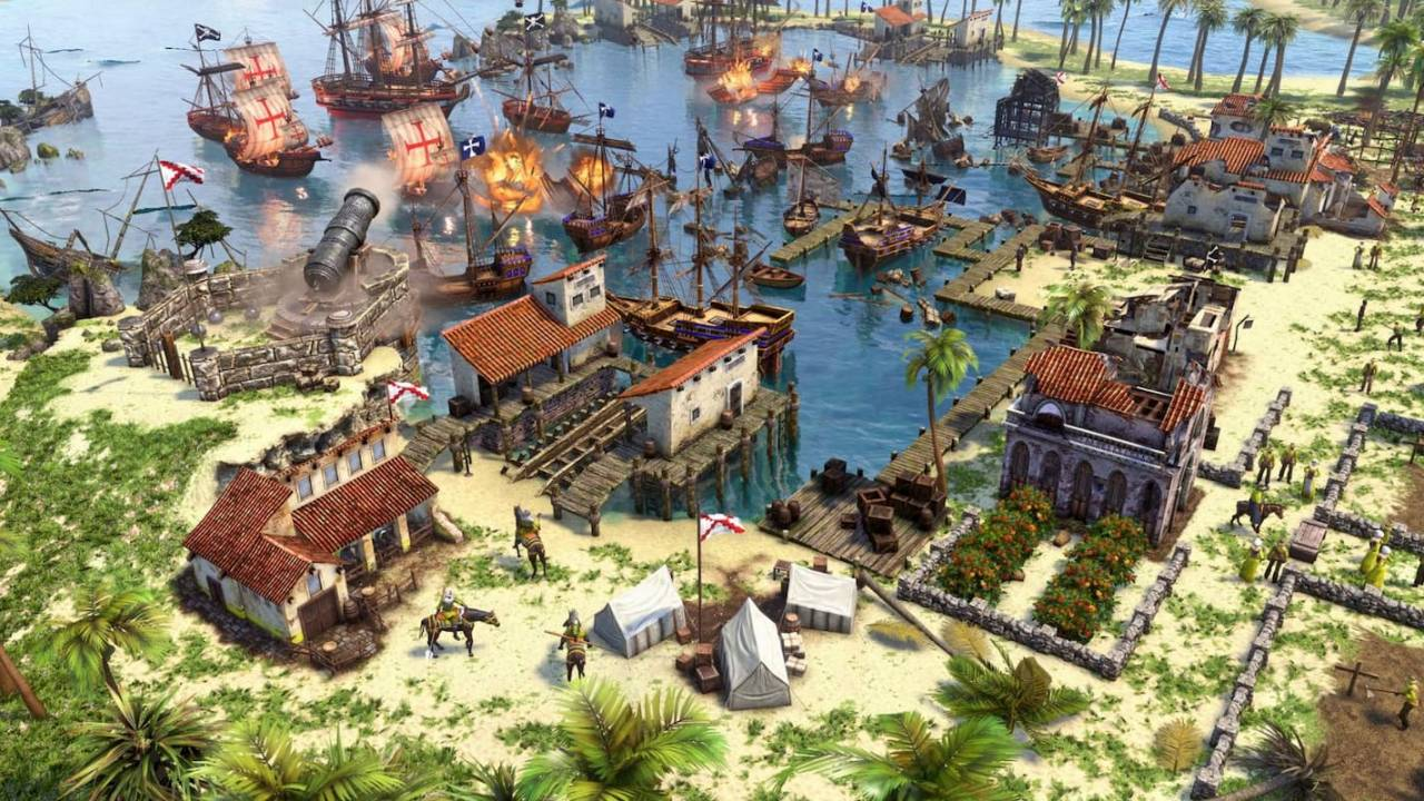 Age of Empires 3: Definitive Edition releases later this year