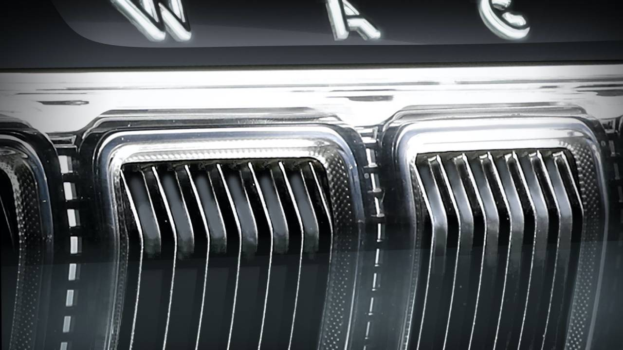 Jeep Grand Wagoneer teasers confirm reveal date for the next big reboot