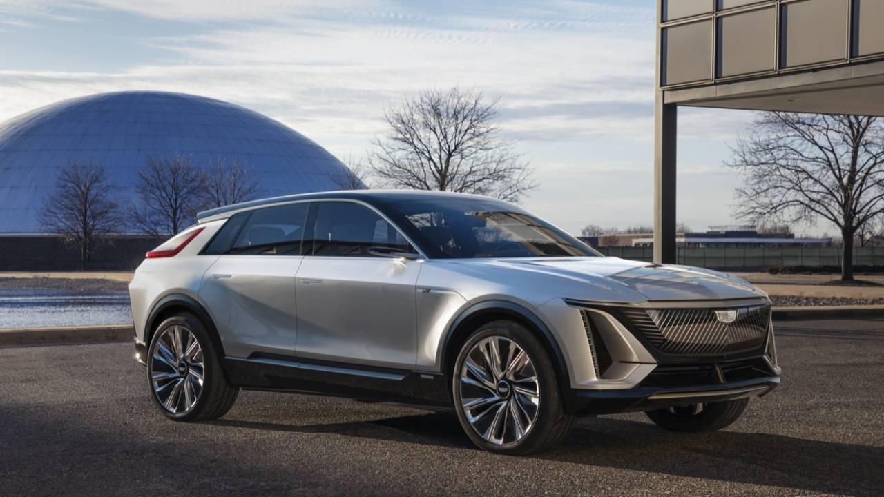 Finally, some good Cadillac Lyriq news