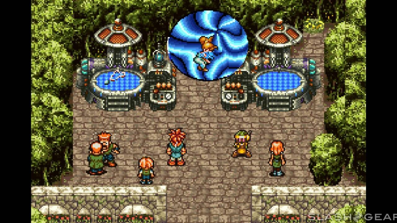 Chrono Trigger at 25: A story for the ages