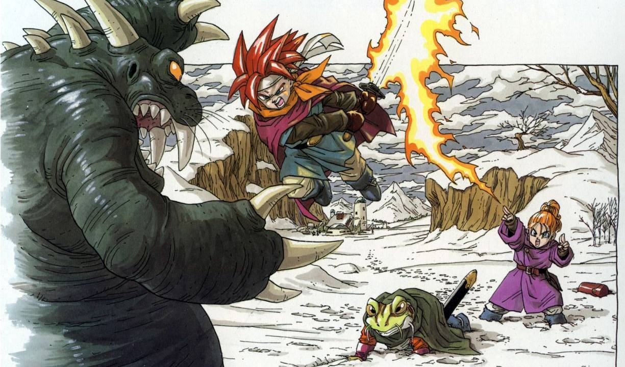 Chrono Trigger at 25: The best game I've ever played