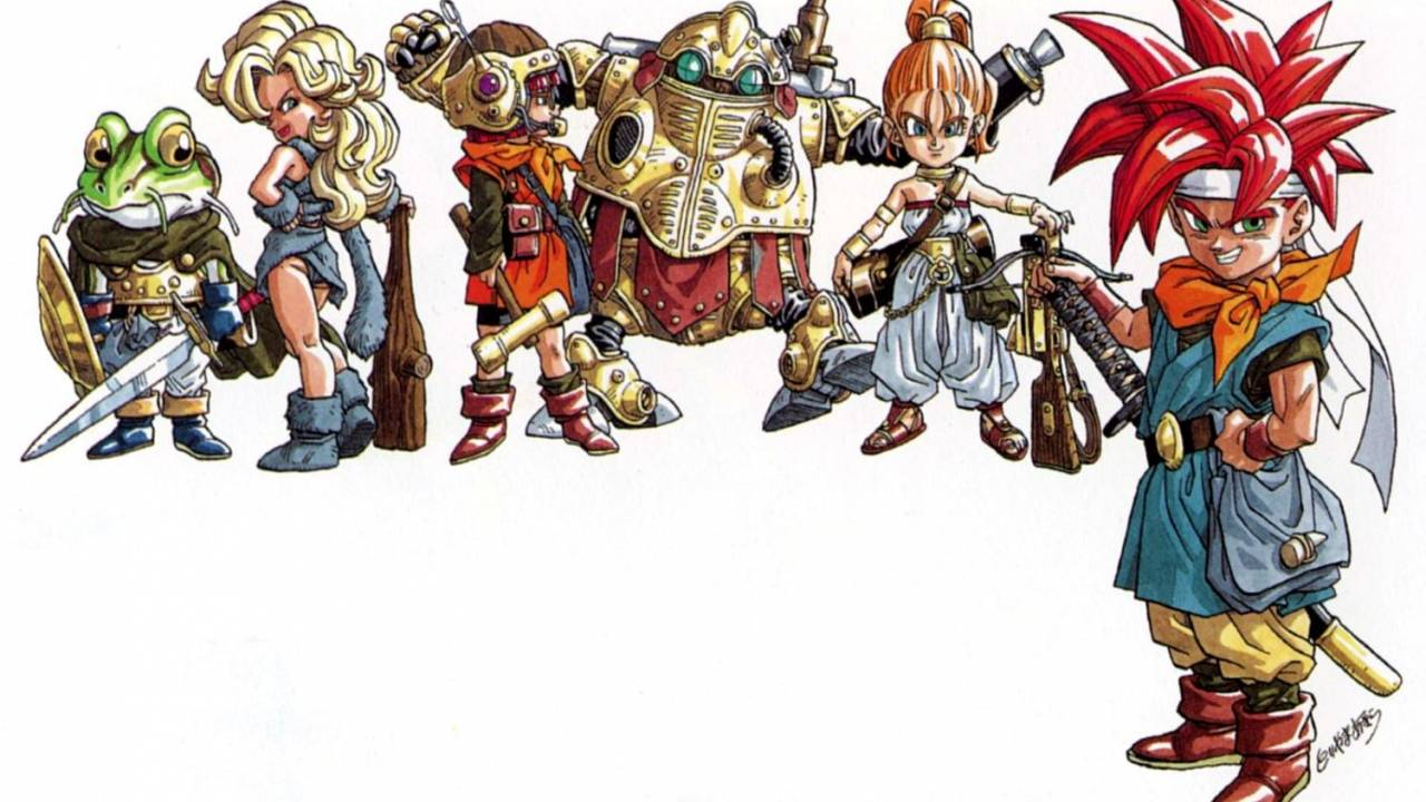 Chrono Trigger at 25: The enemy of my enemy