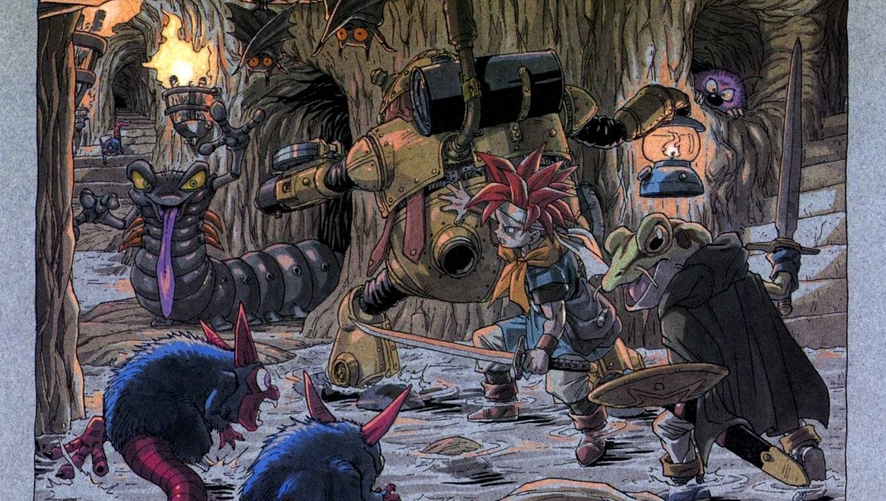 Chrono Trigger at 25: Music to time travel to