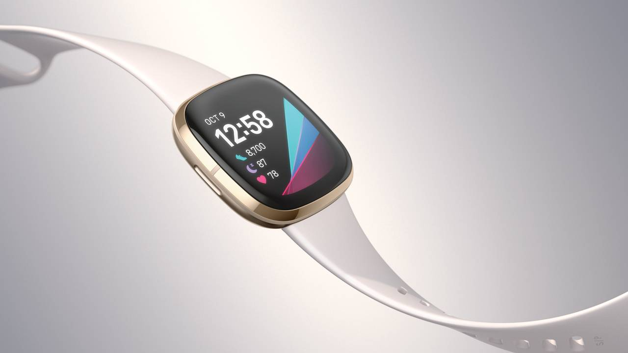 Fitbit Sense packs ECG and stress sensors in sleek smartwatch