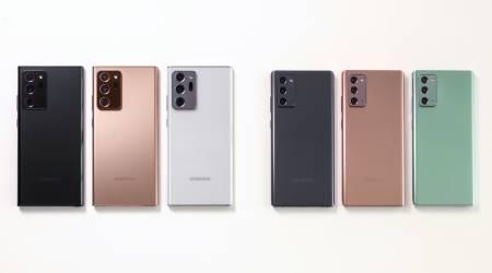 Samsung Galaxy Note 20 Gallery