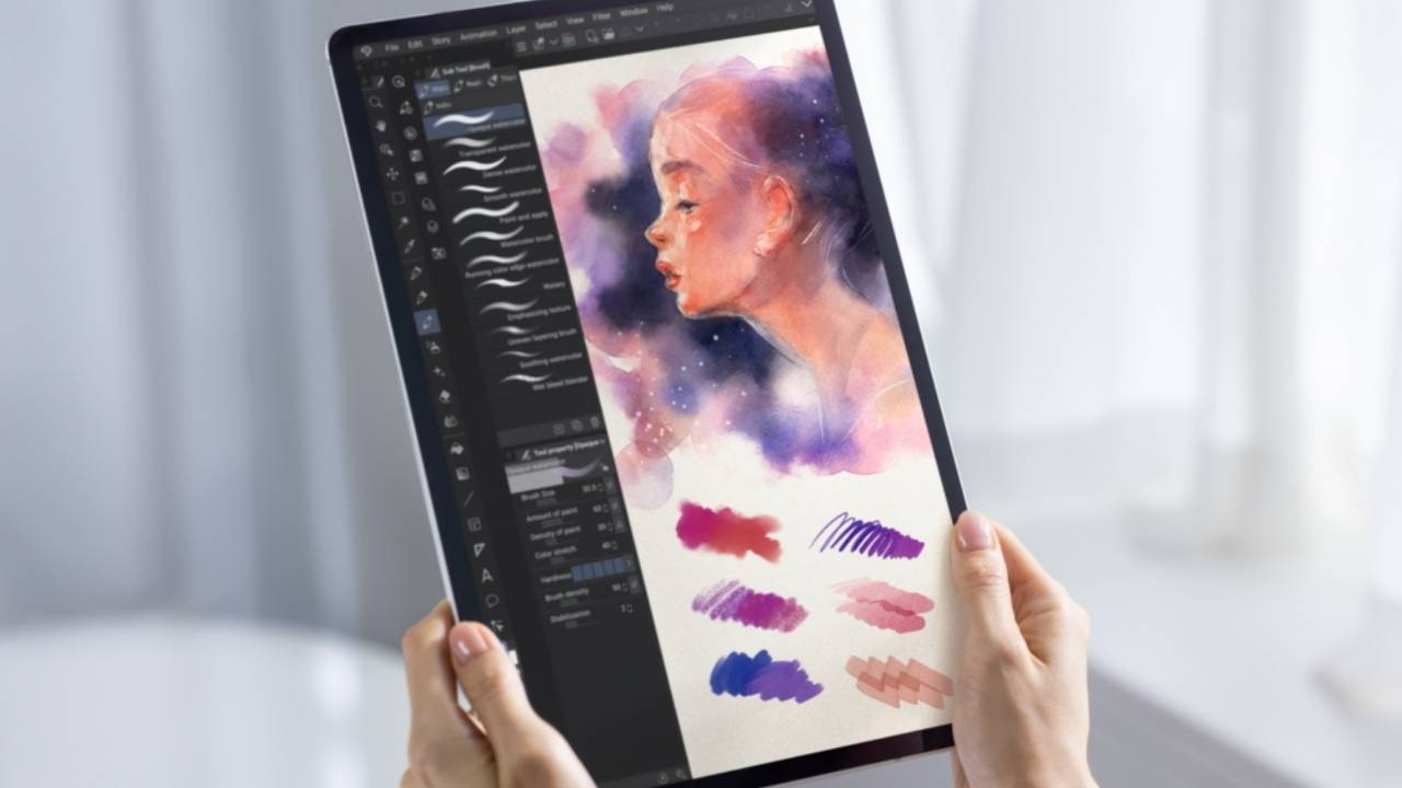 Galaxy Tab S7 gets exclusive Clip Studio Paint for Android