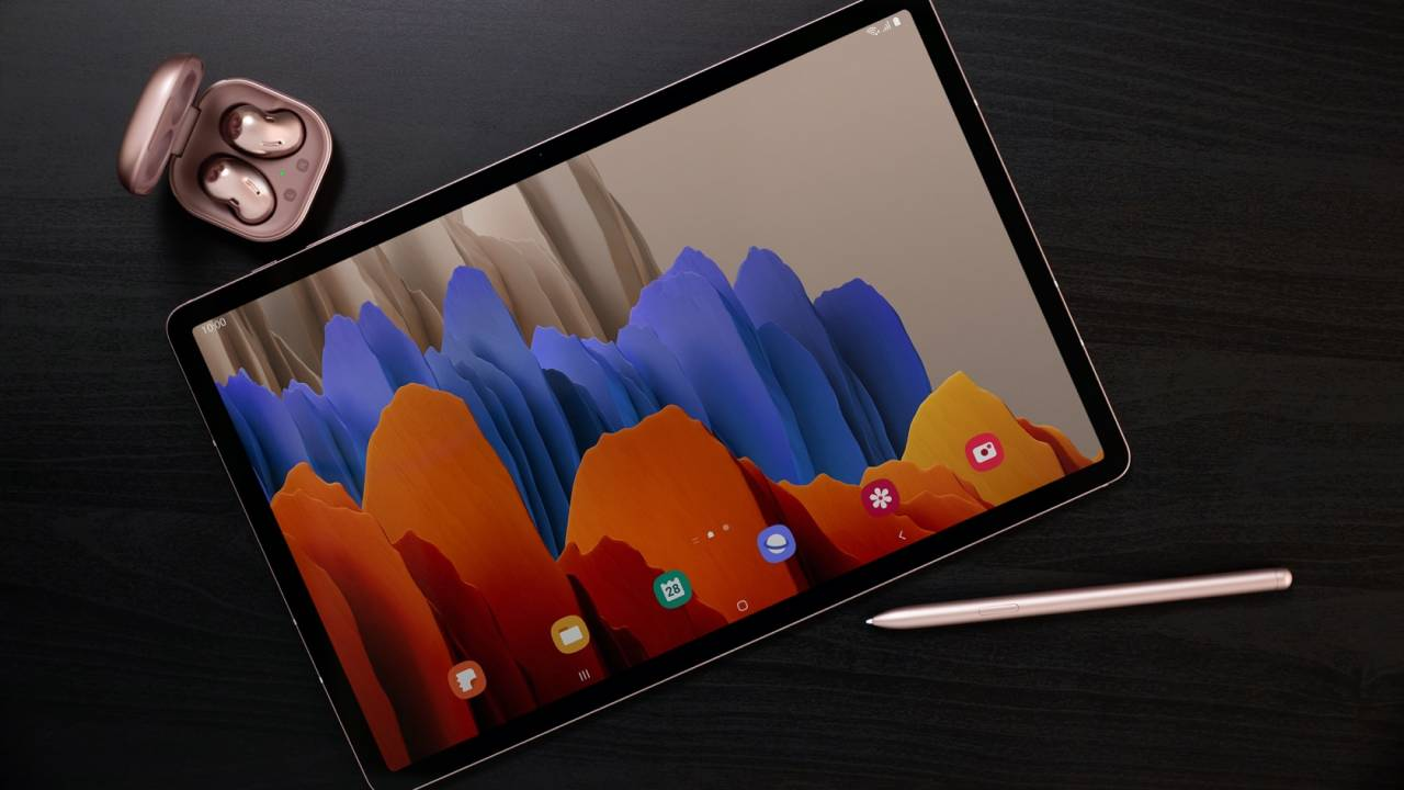 Samsung Galaxy Tab S7 and S7+ offer 5G in iPad Pro rivals