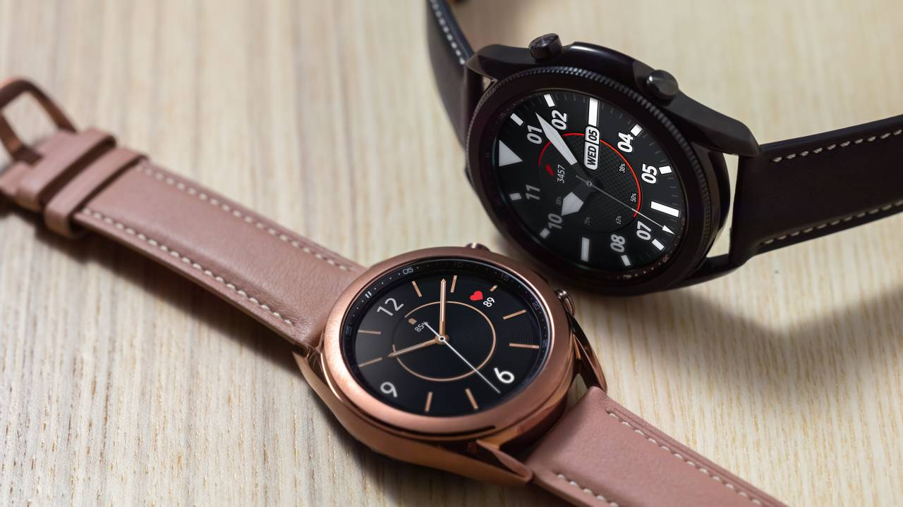 Samsung Galaxy Watch 3 tracks ECG and blood pressure [Updated]