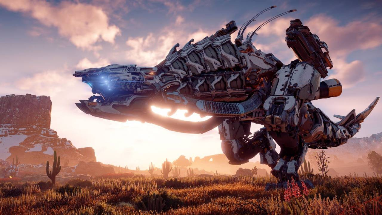 Horizon Zero Dawn first PC patch now live: What it fixes
