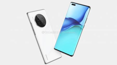 Huawei Mate 40 Pro renders could make you thankful you can't get it