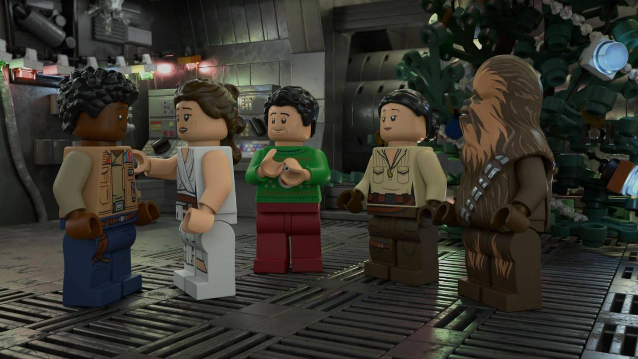 Disney is reviving the Star Wars Holiday Special with a LEGO makeover