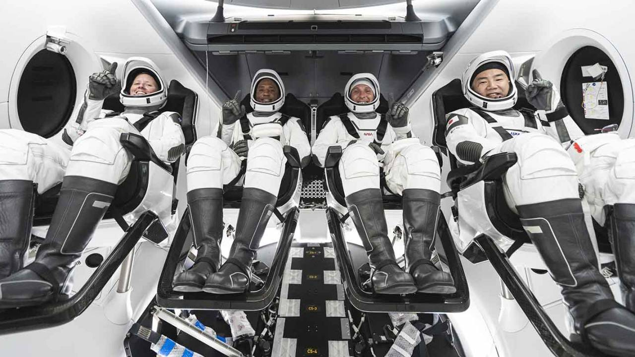 NASA details plan for first regular SpaceX Crew Dragon launch to ISS