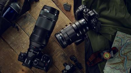 Olympus M.Zuiko 100-400mm F5.0-6.3 IS lens zooms in on what's important