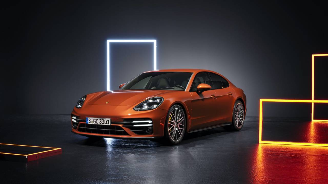 2021 Porsche Panamera adds new Turbo S plus a potent plug-in hybrid