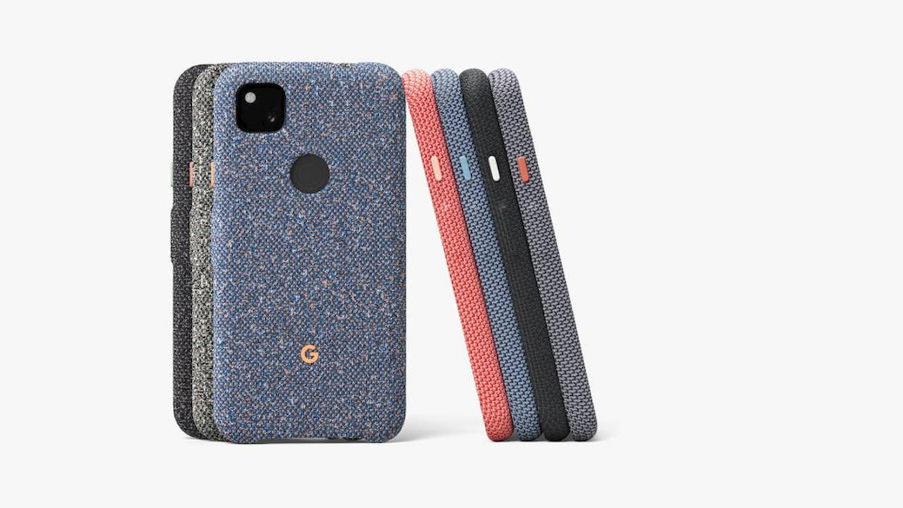 Google's official Pixel 4a case protects more than just the new phone
