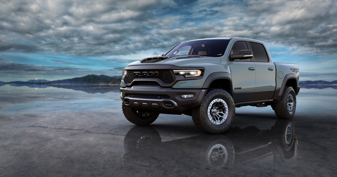 2021 Ram TRX Launch Edition sold out in three hours