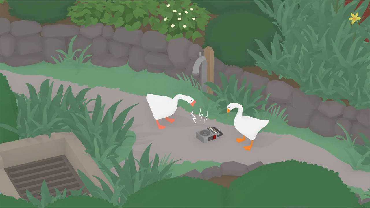 Untitled Goose Game co-op confirmed – plus some Steam good news