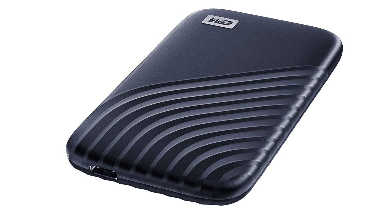 Western Digital My Passport SSD grabs an NVMe boost