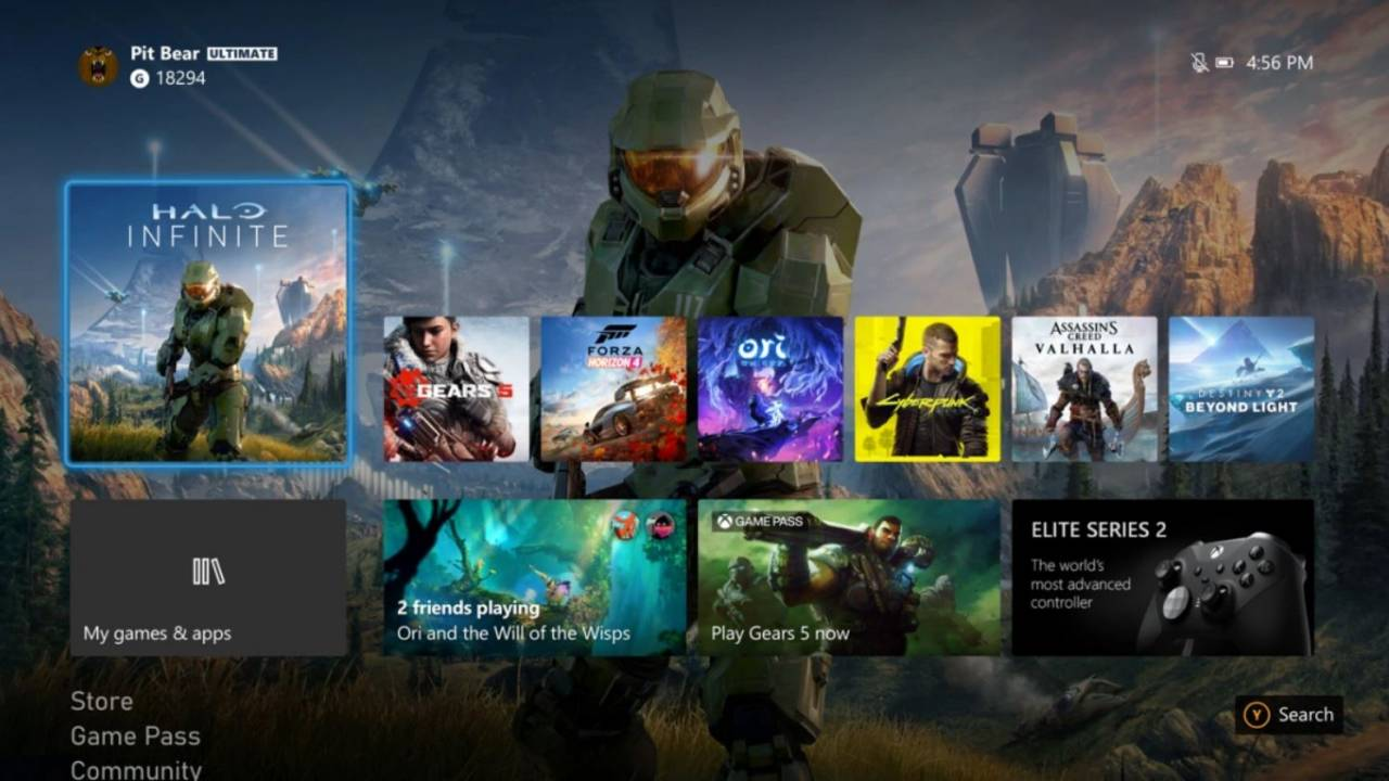 Xbox One August 2020 update brings new Guide and Activity Feed features