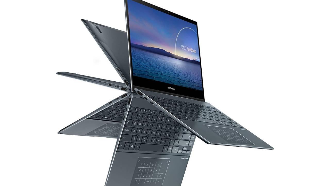 ASUS launches ZenBook S, ZenBook Flip 13 with 10th-gen Intel CPUs