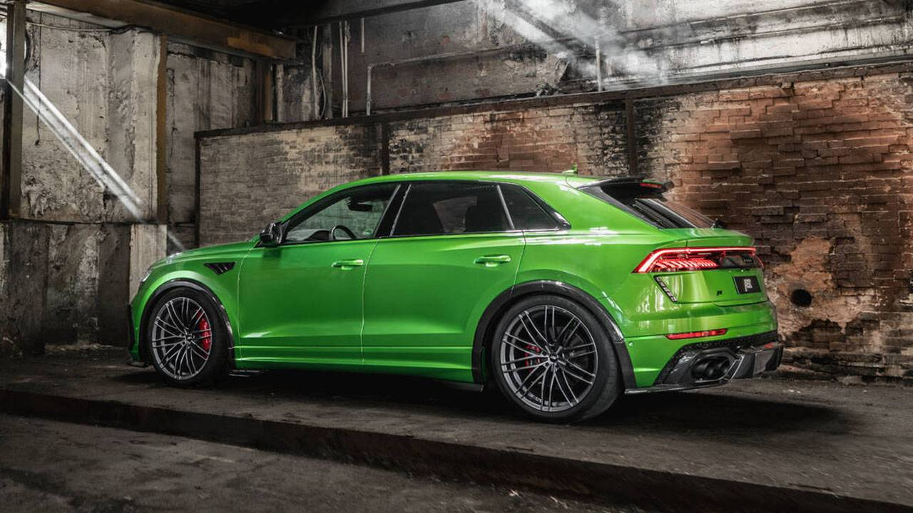 ABT Audi RSQ8-R produces 740 hp and is limited to 125 units