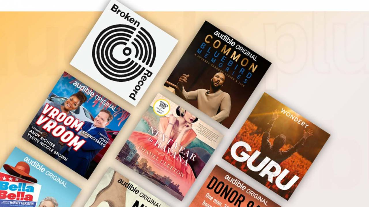 Audible adds an unlimited access plan with a surprising monthly price
