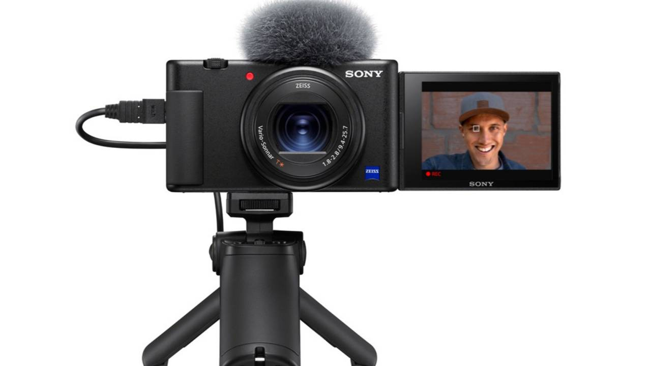This free app turns these 35 Sony cameras into webcams