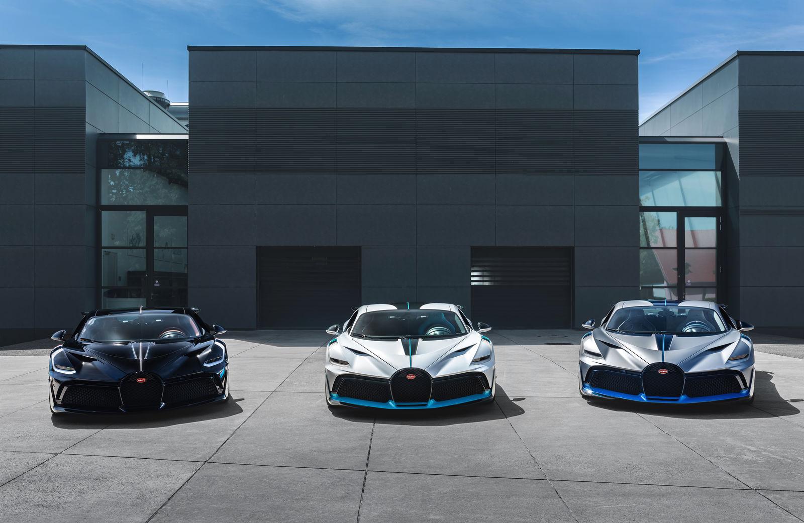 The Bugatti Divo Is Ready For Delivery Slashgear