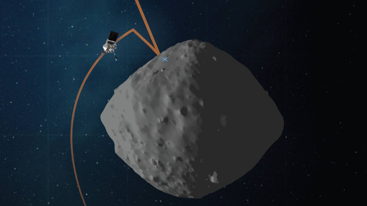 NASA OSIRIS-REx mission has one last step before asteroid touchdown